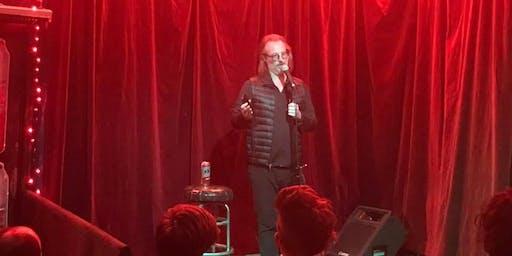 The Colfax Comedy Fest Thursday Night at The Irish Snug