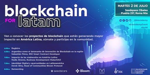 Blockchain para Latinoamérica