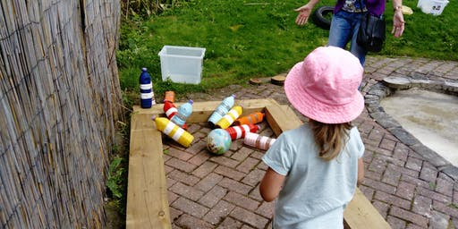 Giants Garden - water and play for little ones (Rising Sun Countryside Centre)