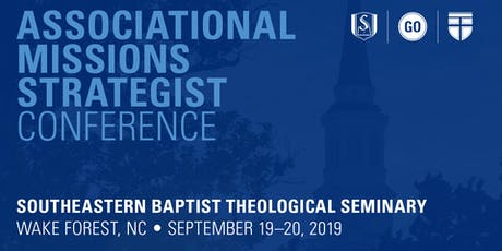 Associational Missions Strategist Conference tickets