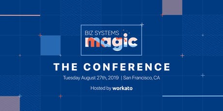 BIZ SYSTEMS Magic Conference tickets