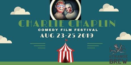 Charlie Chaplin Comedy Film Festival tickets