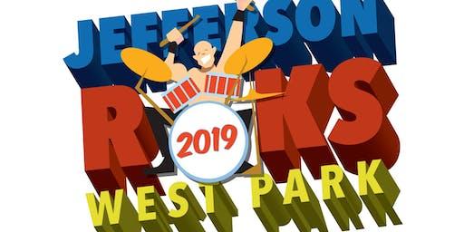 Jefferson Rocks West Park
