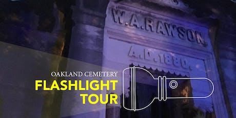 Flashlight Tour: Artists of Oakland tickets