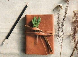 Make Your Own Leather Journal