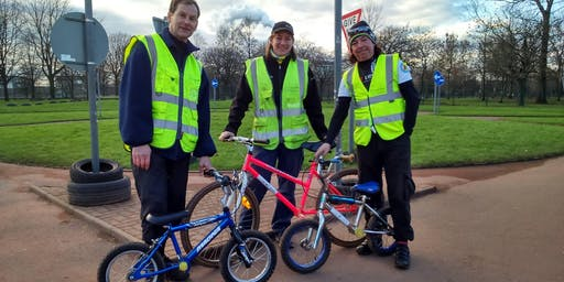 Learn to Ride at Free Wheel North Thursday 18th July