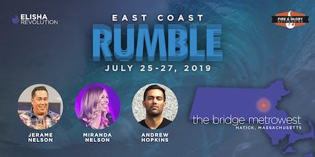 East Coast Rumble: Natick, MA tickets