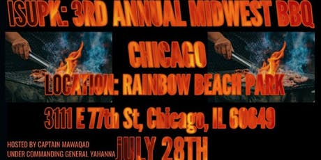 Midwest 3rd Annual BBQ! tickets