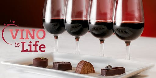 Kickass Wine & Chocolate Pairings