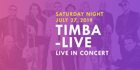 Grammy Nominated TIMBALIVE live at the Miami Salsa Congress tickets