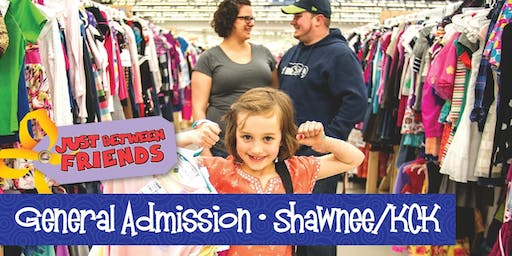 General Admission (Free) | Just Between Friends Shawnee/KC Fall 2019 Sale