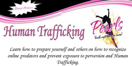 Human Trafficking Presentation tickets