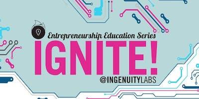 IngenuityLabs Ignite! Summer 2019