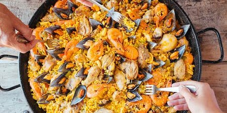 Solera Patio Paella Pop-Up! tickets