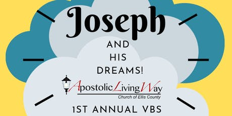 Apostolic Living Way 1st Annual VBS tickets