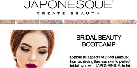 Japonesque Bridal Boot Camp tickets
