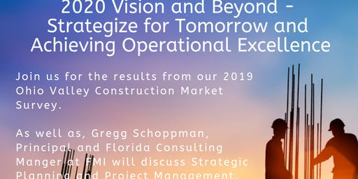 2019 Ohio Valley Construction Market Survey Evansville Forum featuring Gregg Schoppman