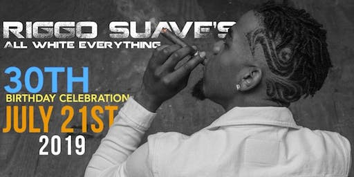 Riggo Suave All White Birthday Celebration