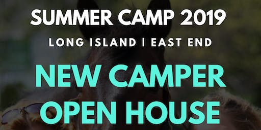 MRV Summer Camps Open House