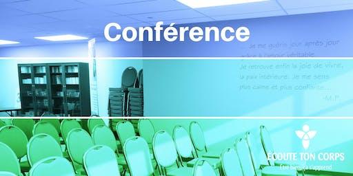 """Conférence """"Se discipliner tout en gardant sa liberté"""" avec Marc-André Rizk"""