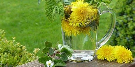 NLHG of Bonner; Member Appreciation Workshop: Tinctures, Teas, & Remedies tickets