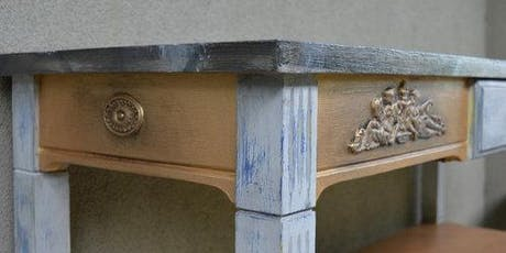 Get the Look: Easily-Attachable Furniture Embellishments w/ Efex Moldings tickets