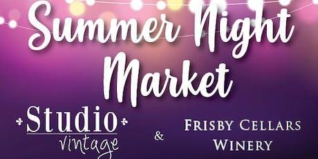 Summer Night Market  tickets