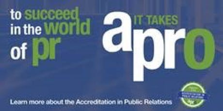 PRSA Cleveland & Akron Chapters Rejuvenate APR Classes tickets