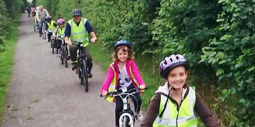 Bikeability Cycle Safety Training Level 2 (children aged 9 to 14) Rising Sun Countryside Centre