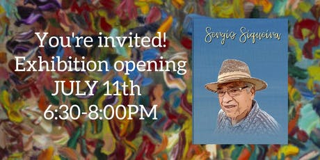 Sergio's Art Exhibition opening night at Serendipity Labs  tickets
