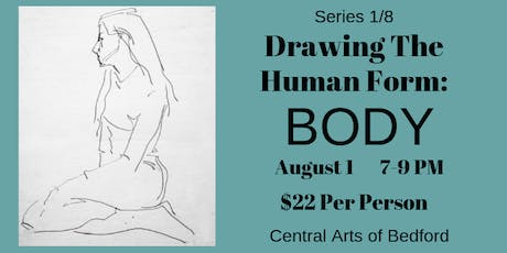 Drawing the Human Form: Body tickets