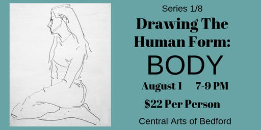Drawing the Human Form: Body