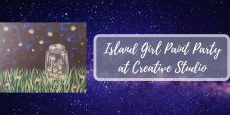Paint Party at Creative Studio tickets