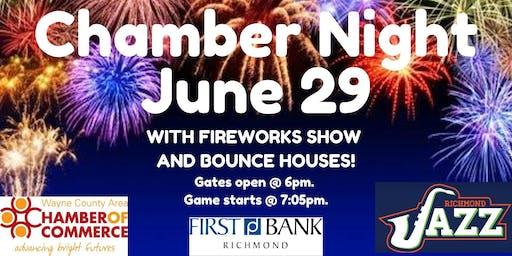 Chamber Night - Richmond Jazz Baseball
