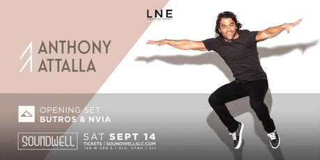 Anthony Attalla tickets