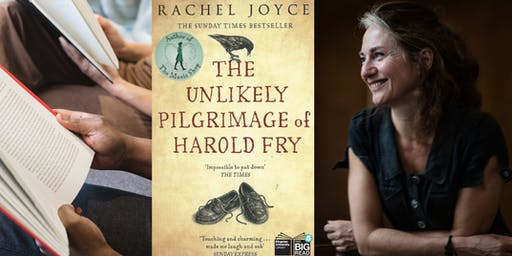 The Kingston University Big Read Author Talk: Rachel Joyce