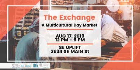 The Exchange: A Multicultural Day Market tickets