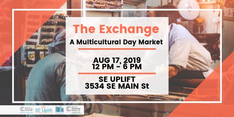 The Exchange: A Multicultural Day Market
