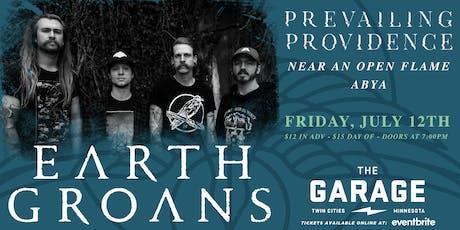 Earth Groans tickets