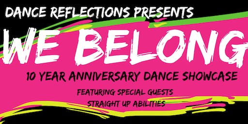 Dance Reflections 10 year Anniversary Showcase