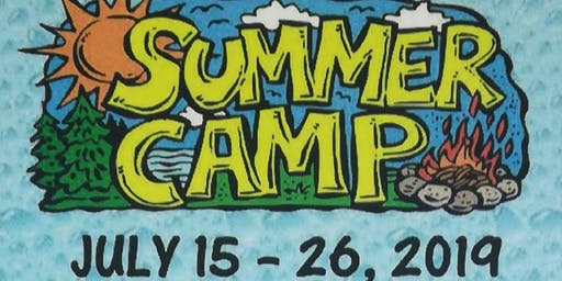 Pentab kids Summer Camp July 15-19 & July 22-26