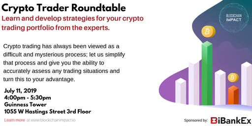 Crypto Trader Roundtable
