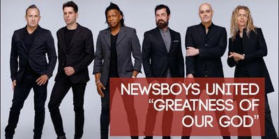 Newsboys United with Ryan Stevenson, Adam Agee and appearance by  Kevin Max