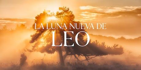 Luna Nueva de Leo - Seminario de Una Noche - DORAL entradas