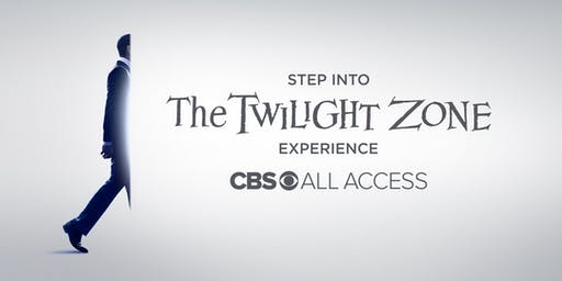 Step Into The Twilight Zone Experience