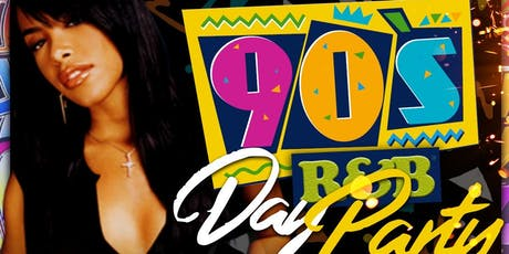90's R & B Day Party  tickets