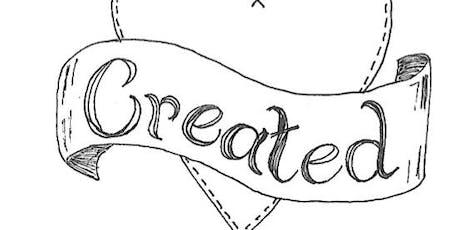 Created - Macrame tickets