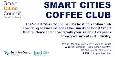Sunshine Coast Smart Cities Coffee Club