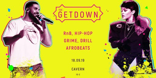 The Getdown Freshers Party