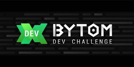 Bytom Blockchain Global Online Competition tickets